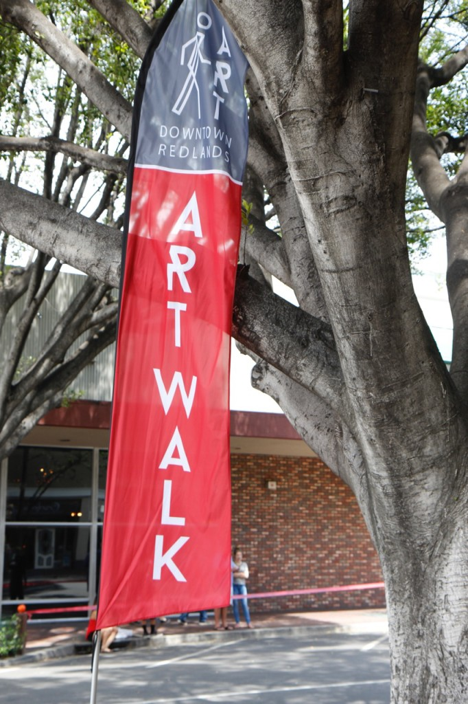Downtown Redlands Art Walk