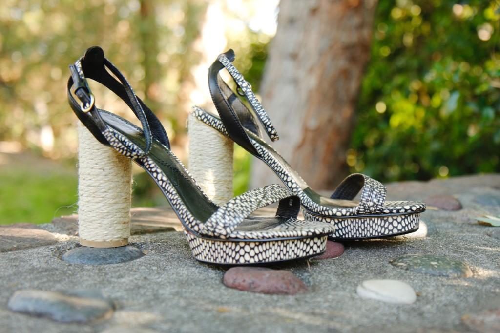Poolside Glam - Matisse heeled sandals