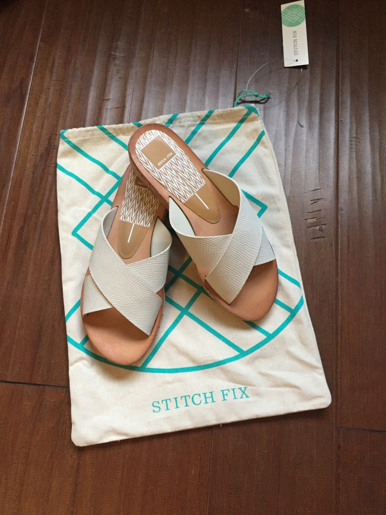 May Stitchfix Dolce Vita Slides