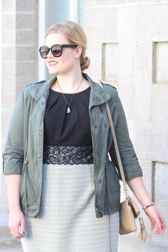 12 Ways to Style an LBD - Perfect Fall Brunch Outfit