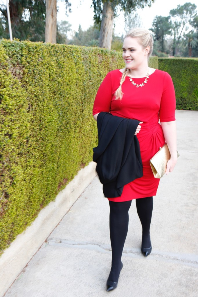 How to Dress for Holiday Parties Without Freezing