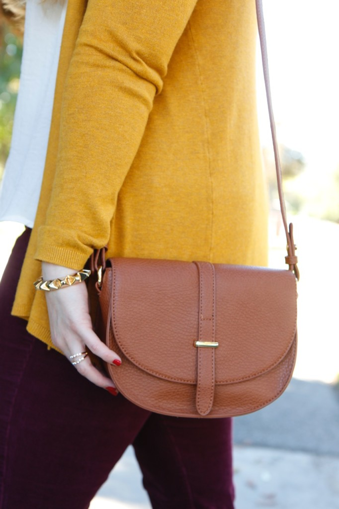 Fall Vibes - Nordstrom Crossbody Bag