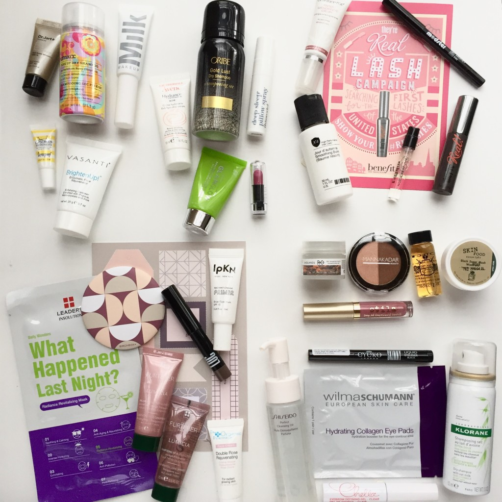 Beauty Subscription Round-Up