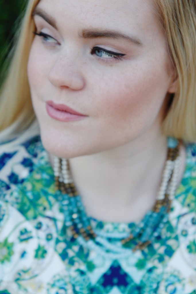 Spring Trends with Maggy London - Spring Makeup