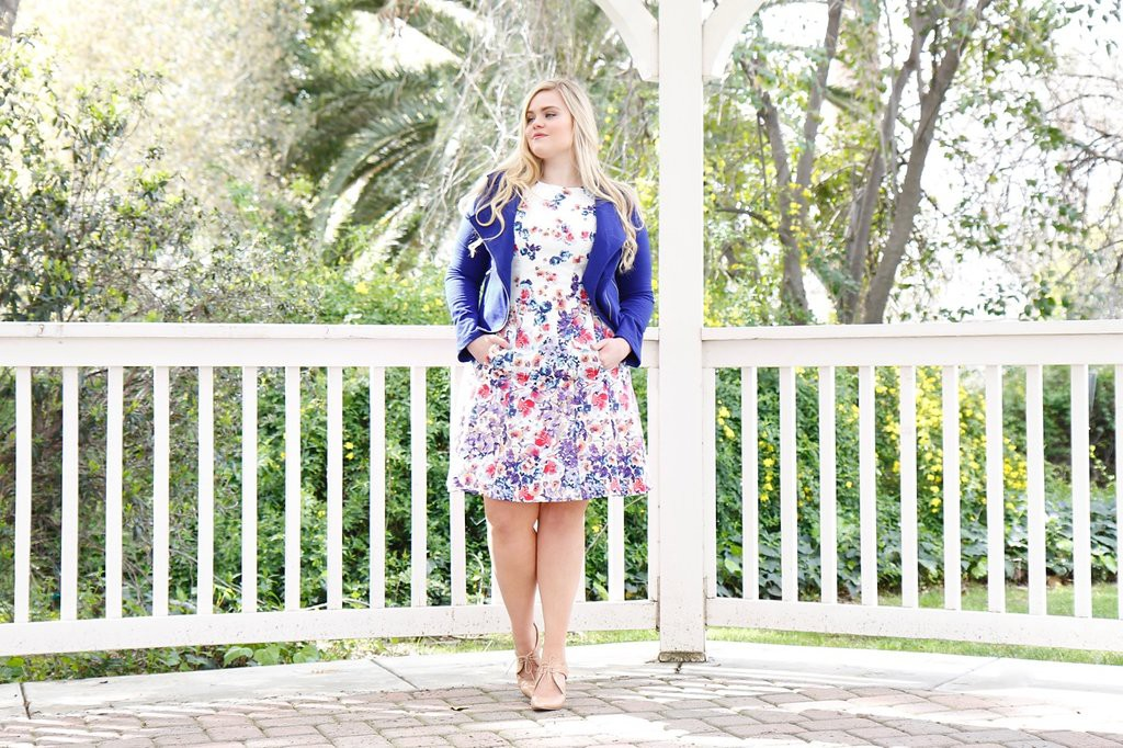 Spring Florals Giveaway with Maggy London