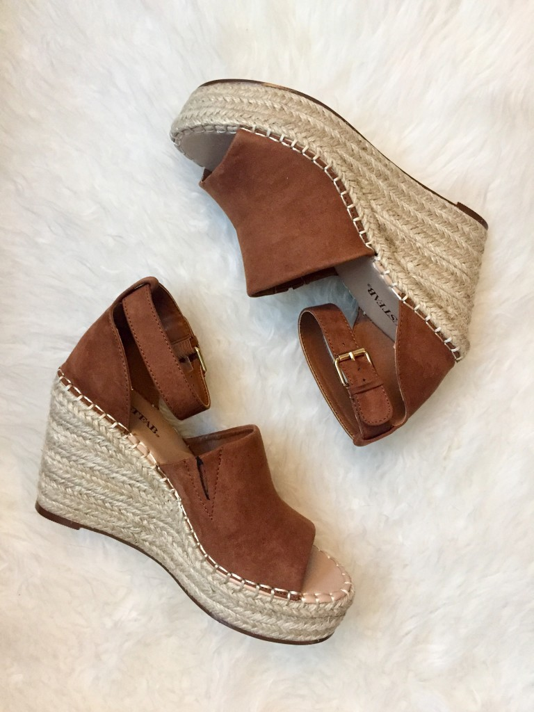 Marc Fisher Espadrille Dupe