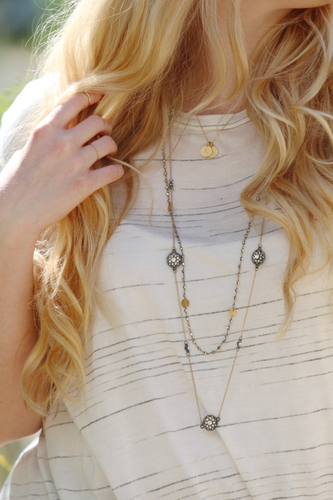 Elevated Basics with Ellie & Adair - Kyle Chan Design Necklaces