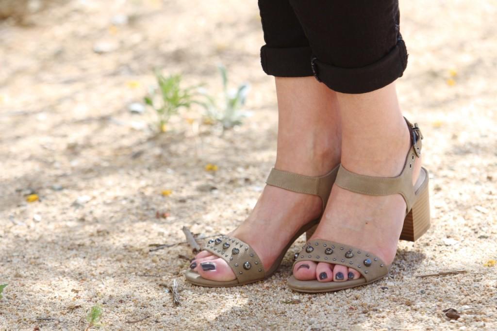 Elevated Basics with Ellie & Adair - Vera Wang Sandals