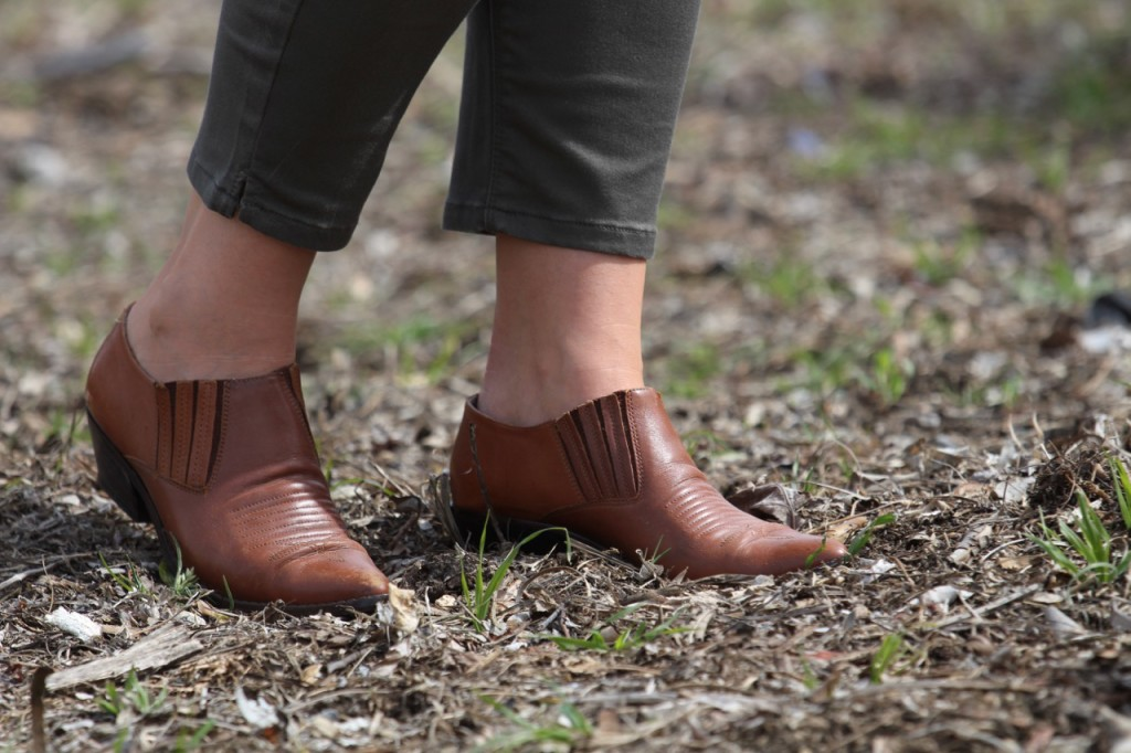 Grove Party - Vintage Cowgirl Booties