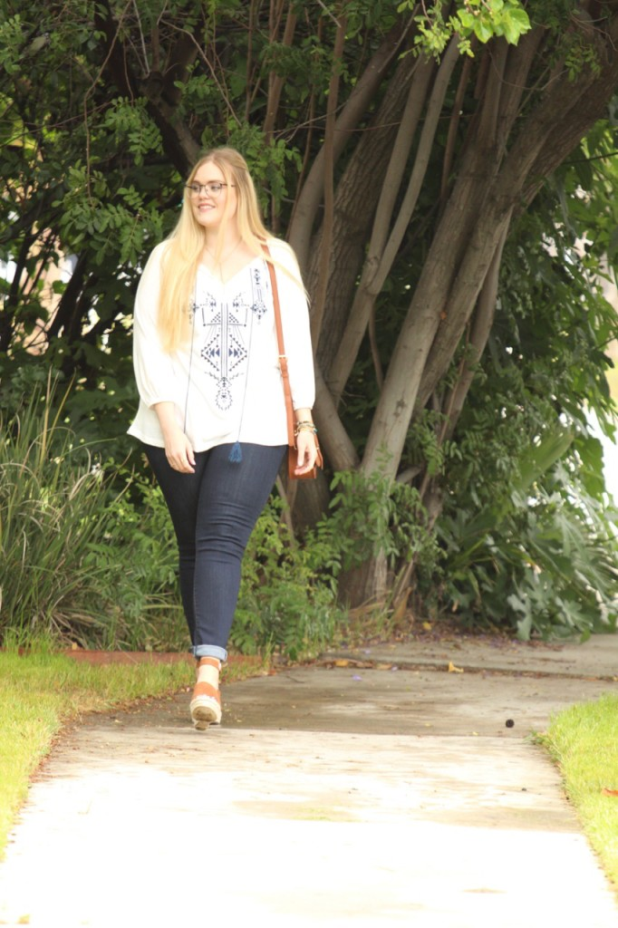 Casual Boho Style with Ellie & Adair