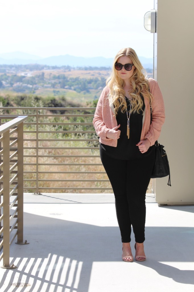PS by Just Fab Review & Crochet Bomber Look