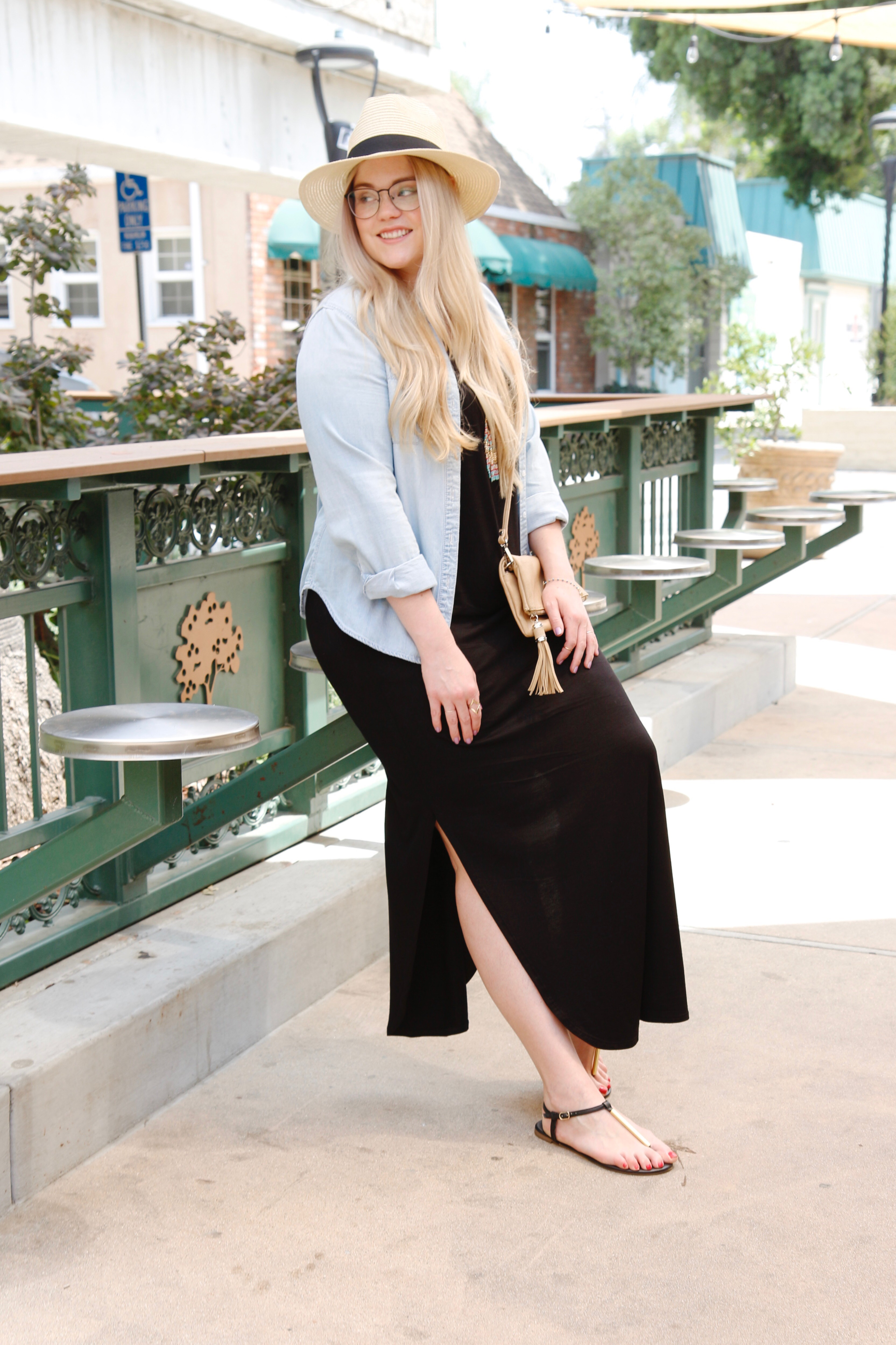 Day Date Maxi Look
