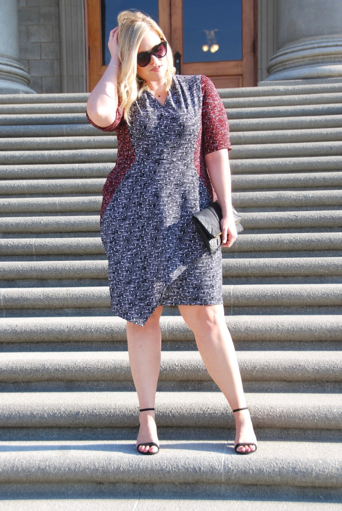 London Times Maxine Sheath Dress