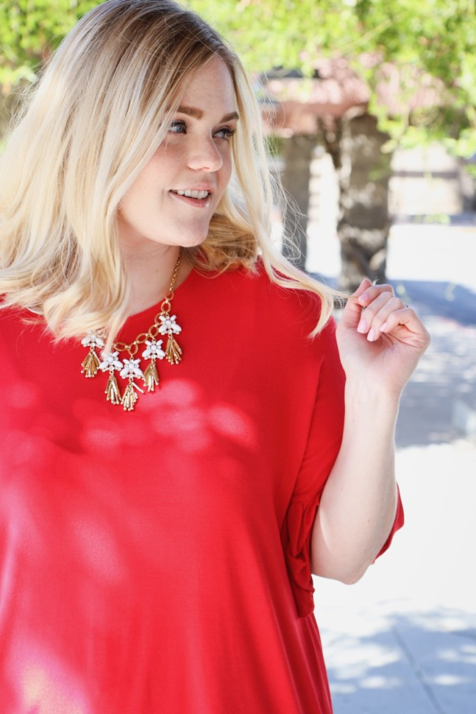 Fall Statement Necklace from Rocksbox